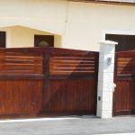 Portail, portillon et clôture bois - image 1