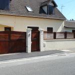 Portail, portillon et clôture bois - image 2